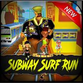 Boy Subway-Surf Run icon