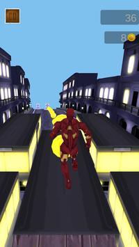 Subway IronMan-Run New Adventure screenshot 1