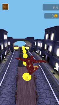 Subway IronMan-Run New Adventure screenshot 2