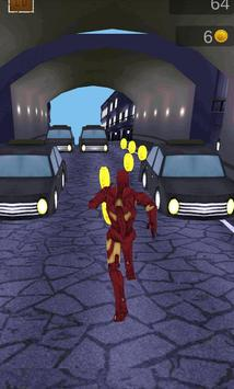 Subway IronMan-Run New Adventure screenshot 3