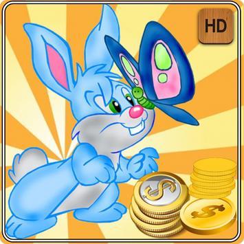 Fun Fun Bunny Run Crash screenshot 1