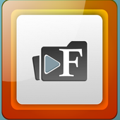File Manager Player - Flash icon