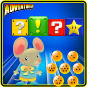 Jerry Mouse Ball Adventure icon