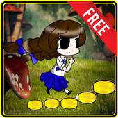 Supergirl in Zombie World icon