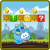 Super Dino Run and Jump icon
