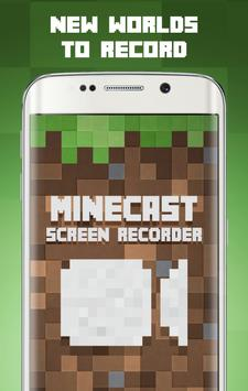 Minecast poster