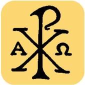 Laudate icon