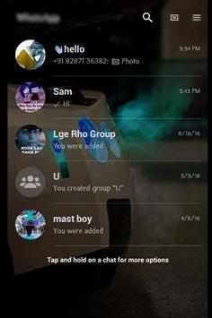 WA Transparan Terbaru apk screenshot