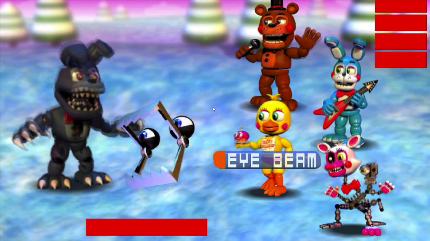 apk five nights at freddys 4