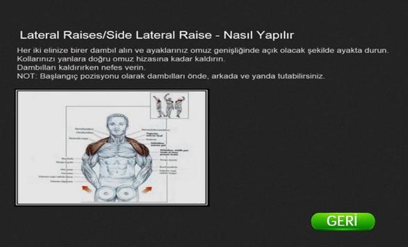 Bodybuilding Exercise screenshot 5