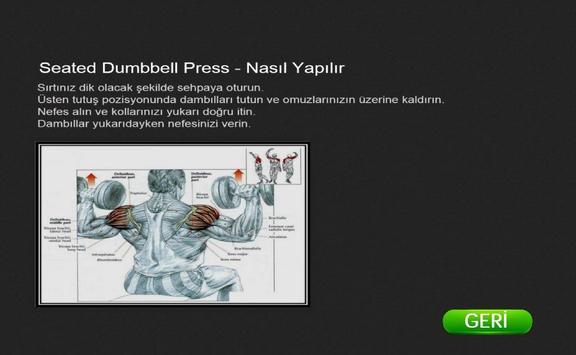 Bodybuilding Exercise screenshot 14