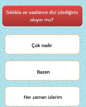 Aptallık Testi screenshot 2