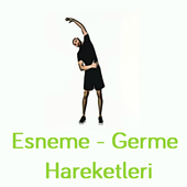 Esneme - Germe Hareketleri icon