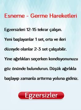 Esneme - Germe Hareketleri poster