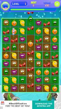 Fruits Match 3 apk screenshot