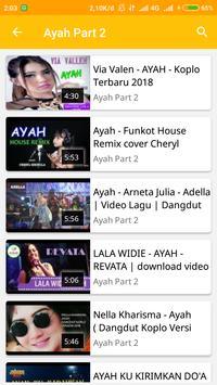 Video Musik Ayah screenshot 3