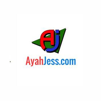 AyahJess.Com Online Store poster