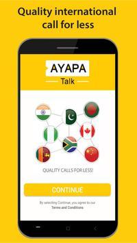 AYAPA Talk poster