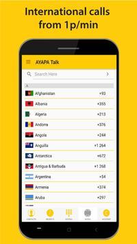 AYAPA Talk screenshot 1
