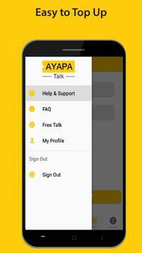 AYAPA Talk screenshot 2
