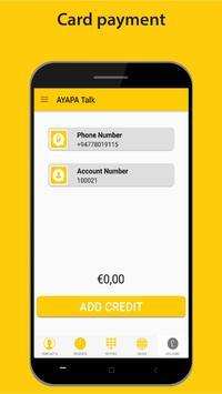 AYAPA Talk screenshot 4