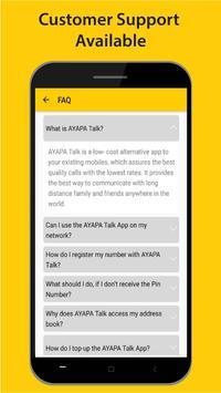 AYAPA Talk screenshot 5
