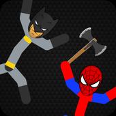 Stickman Warriors 4 icon