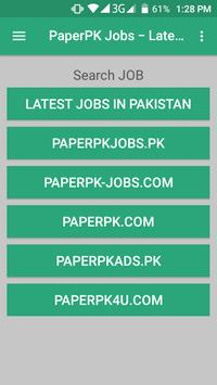 Latest Jobs in Pakistan 2019 poster