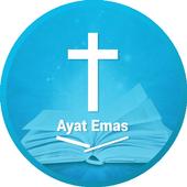 Ayat Emas Alkitab Harian icon