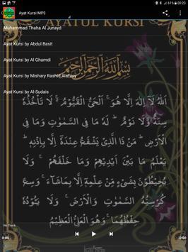 Bacaan Ayat Kursi dan Terjemahan apk screenshot