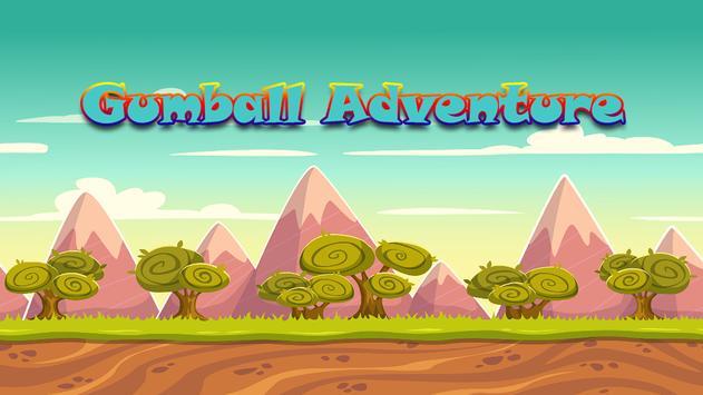 GumbalI Adventure - Super Run poster