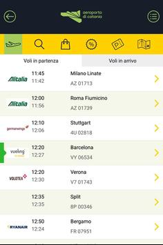 Aeroporto di Catania screenshot 1