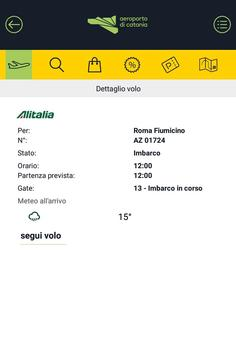 Aeroporto di Catania screenshot 2
