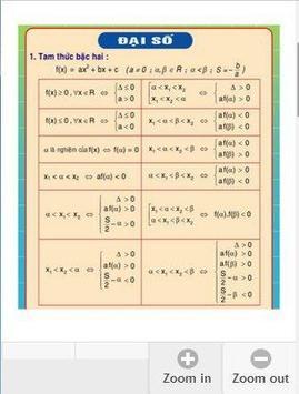 Sổ tay toán học screenshot 1