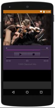 Radios de Música Clásica Fm Am apk screenshot