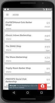 411 Barber screenshot 1
