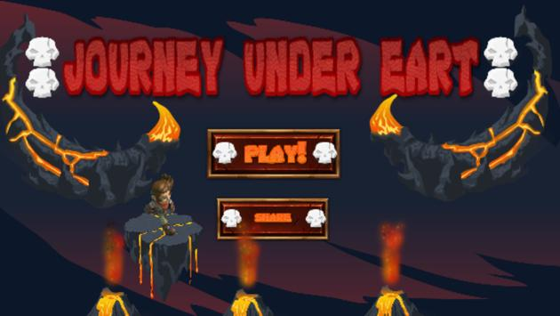 Journey Under Earth poster