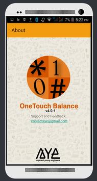 OneTouch Balance screenshot 3