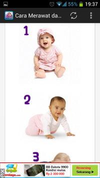 Cara Merawat dan Mengasuh Bayi apk screenshot