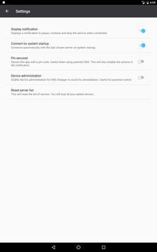 DNS Changer screenshot 11