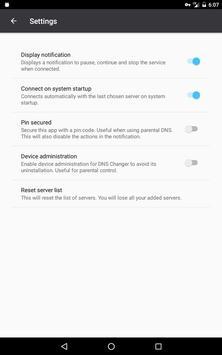 DNS Changer screenshot 16