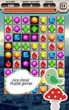 candyd Jewels - Match 3 Puzzle poster
