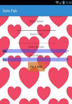 Aşk Falı apk screenshot