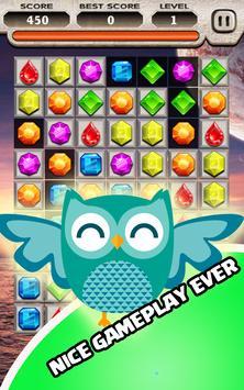 Gems Crush Match 3 apk screenshot