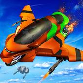 Flying Robot Transformer icon