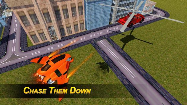 Flying Robot Transformer apk screenshot