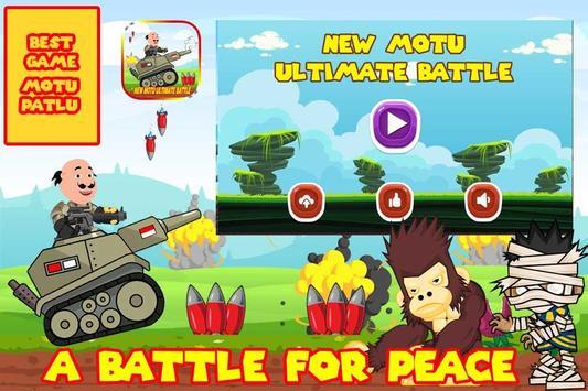 New Motu Ultimate Battle poster