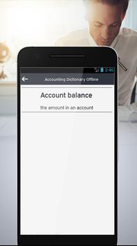Accounting Dictionary Offline screenshot 2