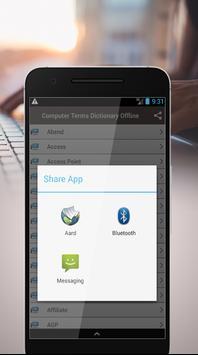 Computer Terms Dictionary Offline screenshot 3
