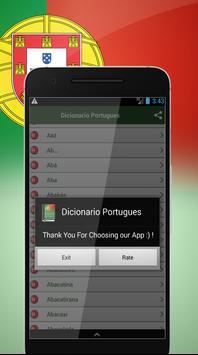 Dicionário de Português screenshot 3
